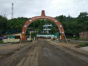 India Gate at Dawki-Tamabil Border